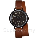 Hush Puppies Watch Womens 1958 Black Dial Watch - HP.3827L.2502