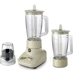 Pensonic Dual Jug 1.0L with Stirrer Blender - PB-3205DJ