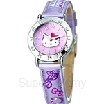 Hello Kitty Quartz Watch - HKFR-053-10C