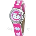 Hello Kitty Quartz Watch - HKFR-1218-01B