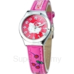 Hello Kitty Quartz Watch - HKFR-1263-03C