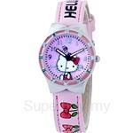 Hello Kitty Quartz Watch - HKFR-554-05A
