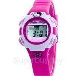 Hello Kitty Sporty Digital Watch - HKSQ-1181-01A
