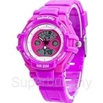 Hello Kitty Sporty Analog & Digital Watch - HKSQ-1375-01B