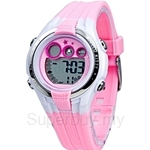 Hello Kitty Sporty Digital Watch - HKSQ-1382-01B
