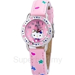 Hello Kitty Quartz Watch - HKFR-1341-01A