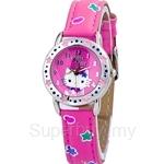Hello Kitty Quartz Watch - HKFR-1341-01B
