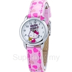 Hello Kitty Quartz Watch - HKFR-1342-01B