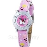 Hello Kitty Quartz Watch - HKFR-1345-01A