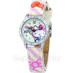Hello Kitty Quartz Watch - HKFR-1362-01A