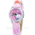 Hello Kitty Quartz Watch - HKFR-1362-01C