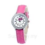 Hello Kitty Quartz Watch - HKFR 1398(S)