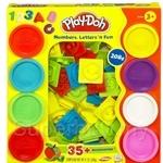 Playdoh Numbers Letters N Fun - 21018