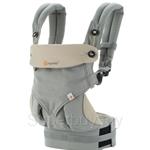 Ergobaby Four Position 360 Baby Carrier Grey - BC360GRYTAU1NL