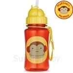 Skip Hop Monkey Zoo Straw Bottle - SH252303