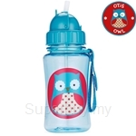 Skip Hop Owl Zoo Straw Bottle - SH252304