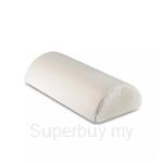 Comforcel Memory Foam Half Moon Bolster Pillow