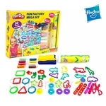 Playdoh Fun Factory Mega Set - B3087