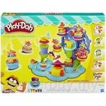 Playdoh Cupcake Celebration Playset - B1855