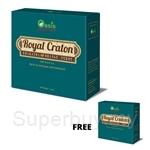 Oasis Royal Craton - Orange Pekoe 50's (100% Black Tea)