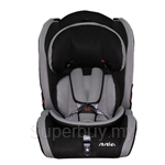 [May Promo] SNSKIDZ Pro Booster Car Seat Two Tone Black (1-12 Years)