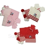 Odegard Sets Of Kids Winter Hats, Scarf, Gloves - KSC011