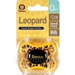 SIMBA Leopard Thumb Shaped Pacifier (0 Month+) - 18020