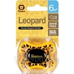 SIMBA Leopard Thumb Shaped Pacifier (6 Month+) - 18021