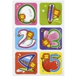 SIMBA Noisfree Diary-Natural Orange Scented Mosquito Repellent Sticker Numerals Limited Edition (30pcs) - 9717