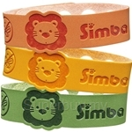 SIMBA Natural Mosquito Repellent Bracelet (Child) 3pcs - 9986