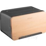 Typhoon Hudson Grey Bread Box - 1400.100