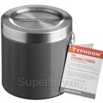 Typhoon Hudson Grey Stacking Storage 11cm - 1400.102
