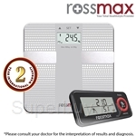 Rossmax Body Fat Monitor with Scale WF260