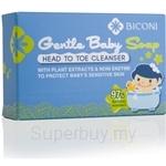 BICONI Natural Baby Soap Bar 100g - X303