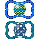 MAM Air Baby Twin Pacifier (6+ Months) - A156