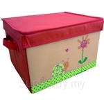 Neo Geo Kids Storage Box with Cover Spring (Medium) - NG4242SP