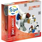 Gigo Mini Space 3D Blocks - 7418