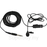 JJC Omni Directional Lavalier Microphone - SGM-38