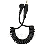 JJC Shutter Release Cable for Canon RS-80N3 Compatible Cameras - CABLE-A