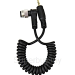 JJC Shutter Release Cable for Nikon MC-30 Compatible Cameras - CABLE-B