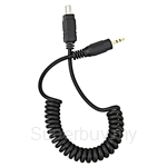 JJC Shutter Release Cable for Olympus RM-UC1 Compatible Cameras - CABLE-J