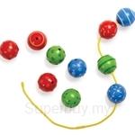 Edushape Baby Beads 14 Pcs - BBES997313