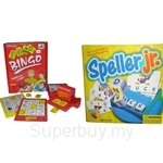 Kids Station Bingo with Zinger & Speller Junior Combo