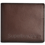 Coach Coin Wallet In Sport Calf Leather (Mahogany) - F75003