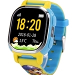 Tencent QQ Watch Yellow - PQ708