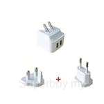 iTouch Fast Travel 3.4A Capacity Charger - AC-1
