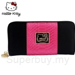 Hello Kitty Leather Wallet (Licensed) - HK BAG-132C