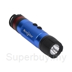 Nite Ize 3 in 1 LED Mini Flashlight - Blue