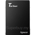 Apacer Solid State Drive (SSD) 128GB Black - AS710