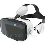 Orion S1 Virtual Reality Goggles White
